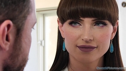 TS Supermodel Natalie Mars sucks and fucks like a Maniac